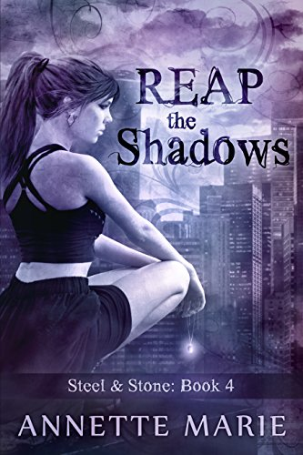 Reap the Shadows by Annette Marie | books, reading, book covers