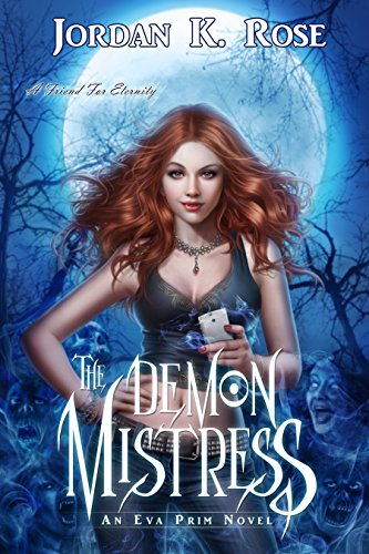 The Demon Mistress by Jordan K. Rose | books, reading, book covers