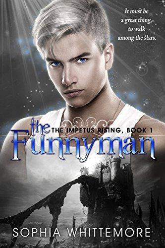 The Funnyman by Sophia Whittemore | books, reading, book covers
