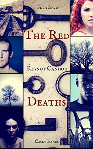 The Red Deaths by Casey Eanes | books, reading, book covers
