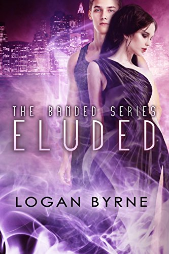 Eluded by Logan Byrne | books, reading, book covers, cover love, skylines