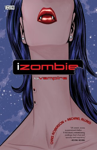 iZombie Vol. 2: uVampire by Chris Roberson & Michael Allred | books, reading, book covers
