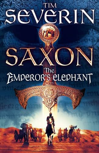 The Emperor's Elephant by Tim Severin | reading, books, book covers, cover love, elephants