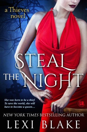 Steal the Night by Lexi Blake | books, reading, book covers