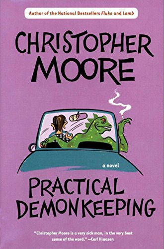 Practical Demonkeeping by Christopher Moore | reading, books