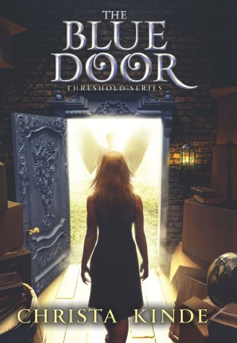 The Blue Door by Krista Kinde | books, reading, book covers
