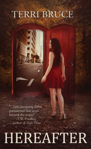 Hereafter by Terri Bruce | books, reading, book covers