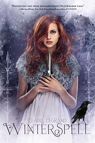 Winterspell by Claire Legrand | books, reading, book covers