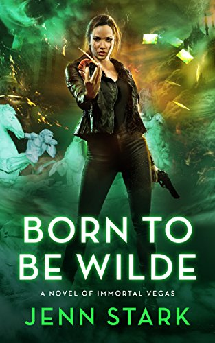 Born to Be Wilde by Jenn Stark | books, reading, books covers, cover love, cards