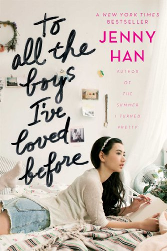 To All the Boys I've Loved Before by Jenny Han | books, reading, book covers