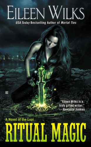 Ritual Magic by Eileen Wilks | books, reading, book covers, cover love, skylines