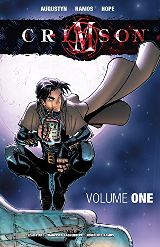 Crimson Vol. 1 by Brian Augustyn & Humberto Ramos | reading, books, book covers, cover love, vampires