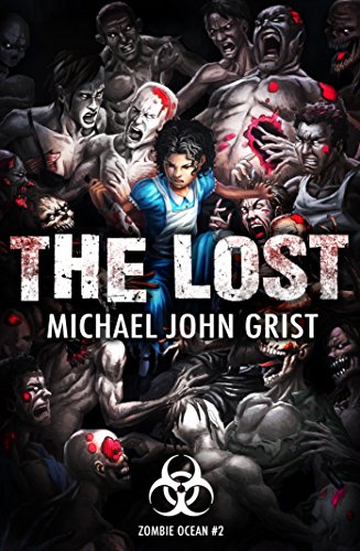The Lost by Michael John Grist | books, reading, book covers, cover love, skulls