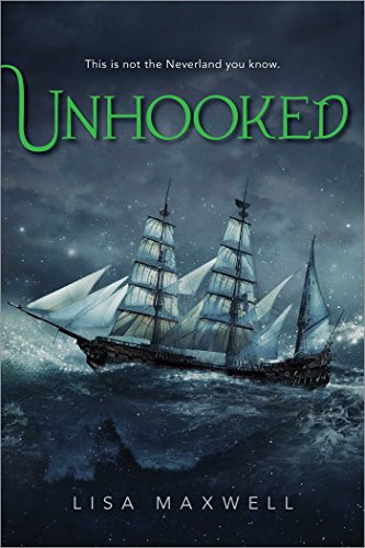 Unhooked by Lisa Maxwell | books, reading, book covers