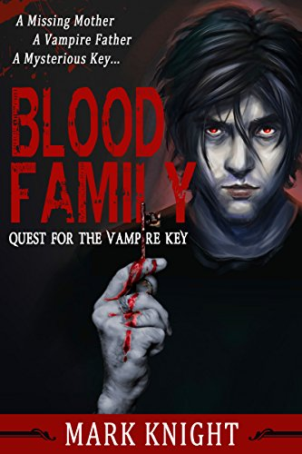 Quest for the Vampire Key by Mark Knight | books, reading, book covers