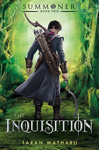 Inquisition by Taran Matharu | reading, books, book covers, cover love, fashion