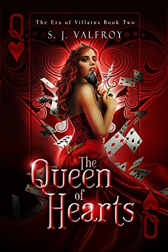The Queen of Hearts by S.J. Valfroy | books, reading