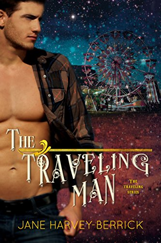The Traveling Man by Jane Harvey-Berrick | books, reading, book covers