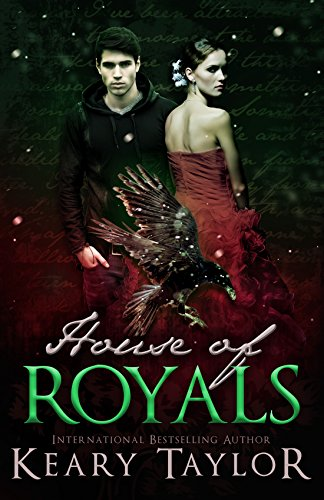 House of Royals by Keary Taylor | books, reading, book covers