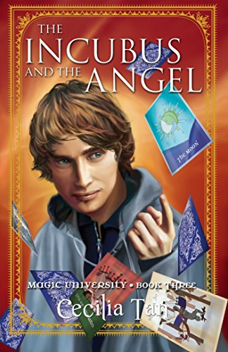 The Incubus and the Angel by Cecilia Tan | books, reading, books covers, cover love, cards