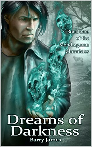 Dreams of Darkness by Barry James | reading, books
