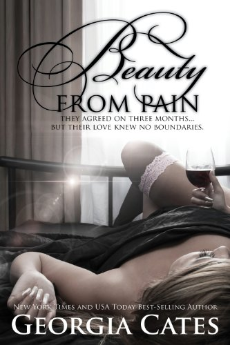 Beauty from Pain by Georgia Cates | books, reading, book covers