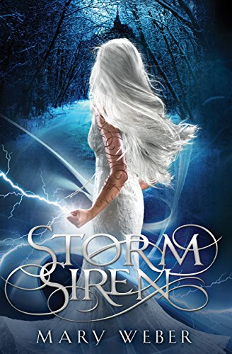 Storm Siren by Mary Weber | books, reading, book covers