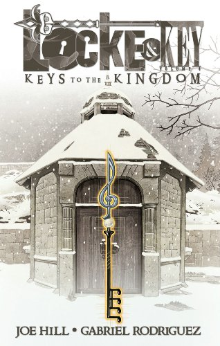 Keys to the Kingdom by Joe Hill | books, reading, book covers