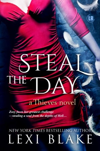 Steal the Day by Lexi Blake | reading, books
