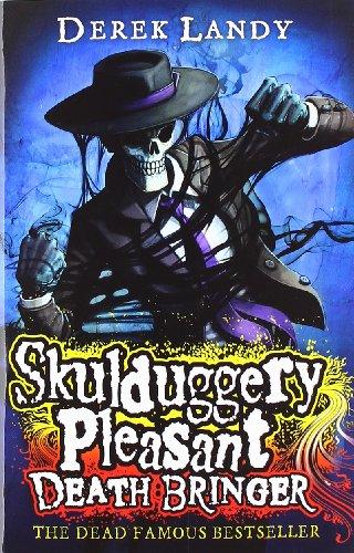 Death Bringer by Derek Landy   books, reading, book covers, cover love, skulls