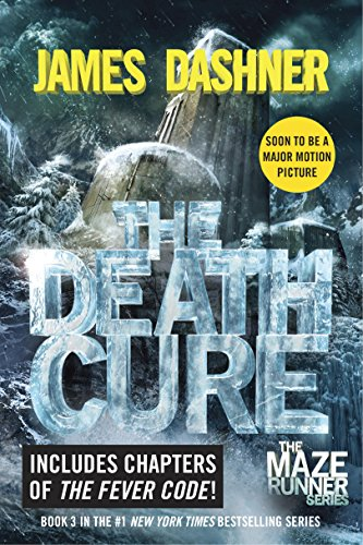The Death Cure by James Dashner | reading, books