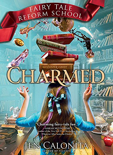 Charmed by Jen Calonita | reading, books