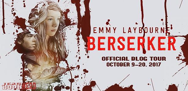 Berserker Blog Tour Banner