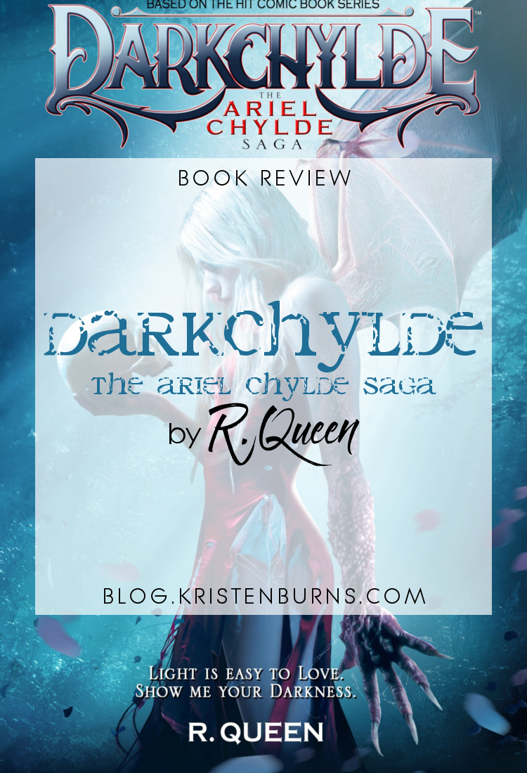 Book Review: Darkchylde by R. Queen | reading, books, book reviews, fantasy, urban fantasy, horror, young adult