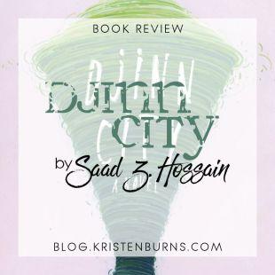 Book Review: Djinn City by Saad Z. Hossain