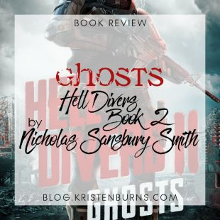Book Review: Ghosts (Hell Divers Book 2) by Nicholas Sansbury Smith