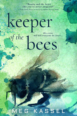 Book Review: Keeper of the Bees (Black Bird of the Gallows Book 2) by Meg Kassel | reading, books, book review, paranormal romance, young adult