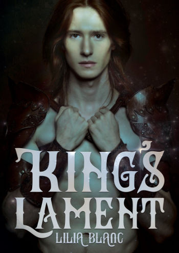 Book Review: King's Lament by Lilia Blanc | reading, books, book reviews, fantasy, high fantasy, lgbt, m/m/m