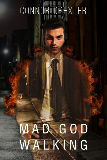 Author Chat + Giveaway: Interview with Connor Drexler + Win a Signed Paperback of Mad God Walking! | reading, books, giveaways, fantasy, urban fantasy