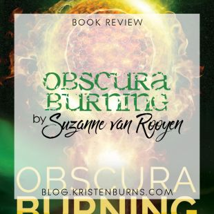 Book Review: Obscura Burning by Suzanne van Rooyen