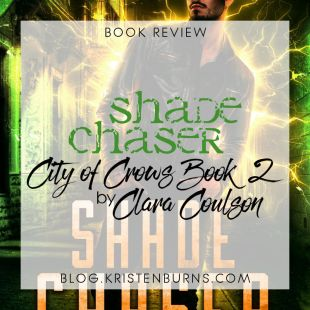 Book Review: Shade Chaser (City of Crows Book 2) by Clara Coulson