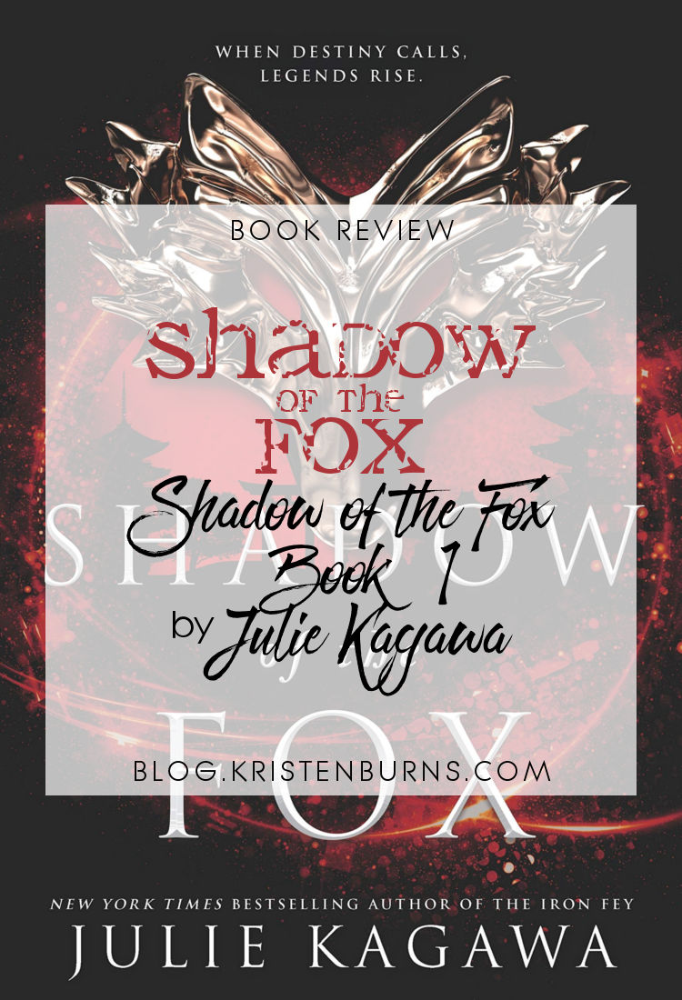 Book Review: Shadow of the Fox (Shadow of the Fox Book 1) by Julie Kagawa   reading, books, book reviews, high fantasy, young adult