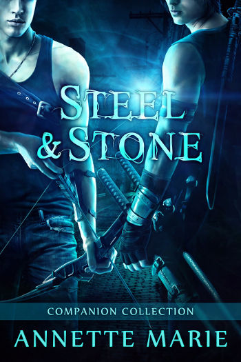 Book Review: Steel & Stone Companion Collection (Steel & Stone Book 6) by Annette Marie | reading, books, book reviews, fantasy, paranormal/urban fantasy, young adult, incubus, dragons