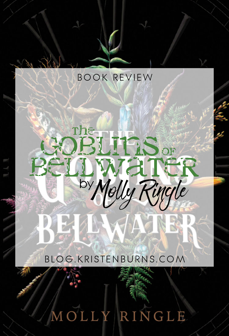 Book Review: The Goblins of Bellwater by Molly Ringle | reading, books, book reviews, paranormal/urban fantasy, retellings, goblins