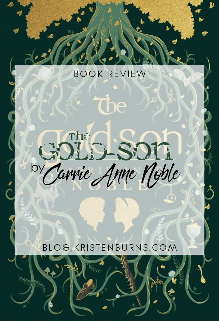 Book Review: The Gold-Son by Carrie Anne Noble | reading, books, paranormal/urban fantasy, historical fantasy, young adult, leprechauns