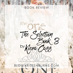 Book Review: The One (The Selection Book 3) by Kiera Cass
