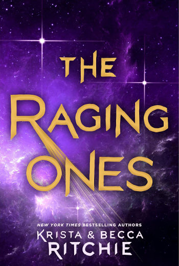 Book Review: The Raging Ones (The Raging Ones Book 1) by Krista & Becca Ritchie | reading, books, book reviews, science fiction, young adult, lgbt