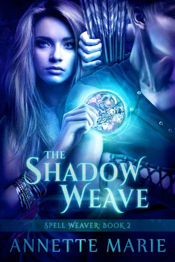 Book Review: The Shadow Weave (Spell Weaver Book 2) by Annette Marie | reading, books, book reviews, paranormal/urban fantasy, incubi