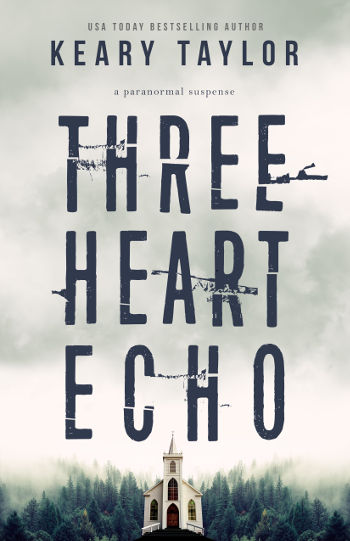 Book Review: Three Heart Echo by Keary Taylor | reading, books, paranormal suspense