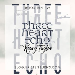 Book Review: Three Heart Echo by Keary Taylor